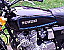 1979 Suzuki GS1000E- Gas Tank Decals