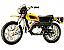1971 Kawasaki F7 Deep Yellow Model