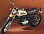 1971 Kawasaki F8 Bison Ivory Model