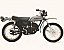 1974 Kawasaki F7 Metallic Silver Model