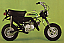 Original equipment on many mini bikes like the Kawasaki MT1
