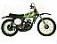 Model Show is the 1976 Kawasaki KX125