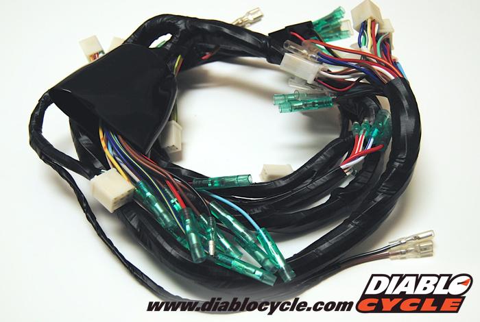diablo cycle • parts by model • kawasaki fours z1 kz images