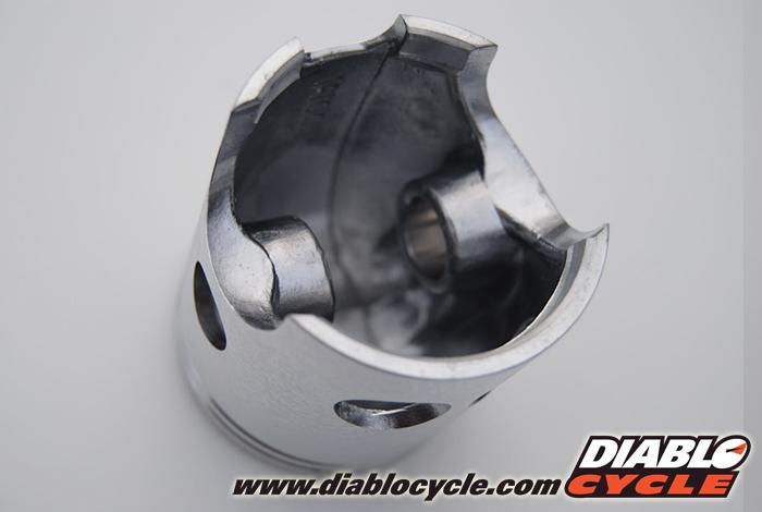 Yamaha RD400 Piston Kit - 1 5mm over
