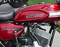 H1 1970 Electronic Ignition Decal- Candy Red or Peacock Grey