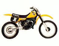 1982 Yamaha YZ100 US Model