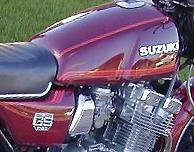 1980 Suzuki GS1100E- Gas Tank Decals
