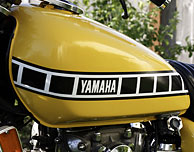 Yamaha Speedblock Decal