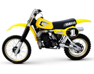 1981 Yamaha YZ465