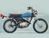 1978 Kawasaki KM100 A3