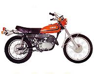 1973 Yamaha RT-3 360