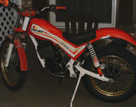 Can-Am 350 Trial