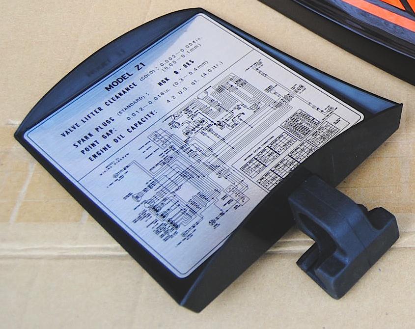 z1Tray diablo cycle \u2022 decals \u2022 kawasaki z1, kz, gpz & zx models z1 1100 turbo wiring diagram at edmiracle.co