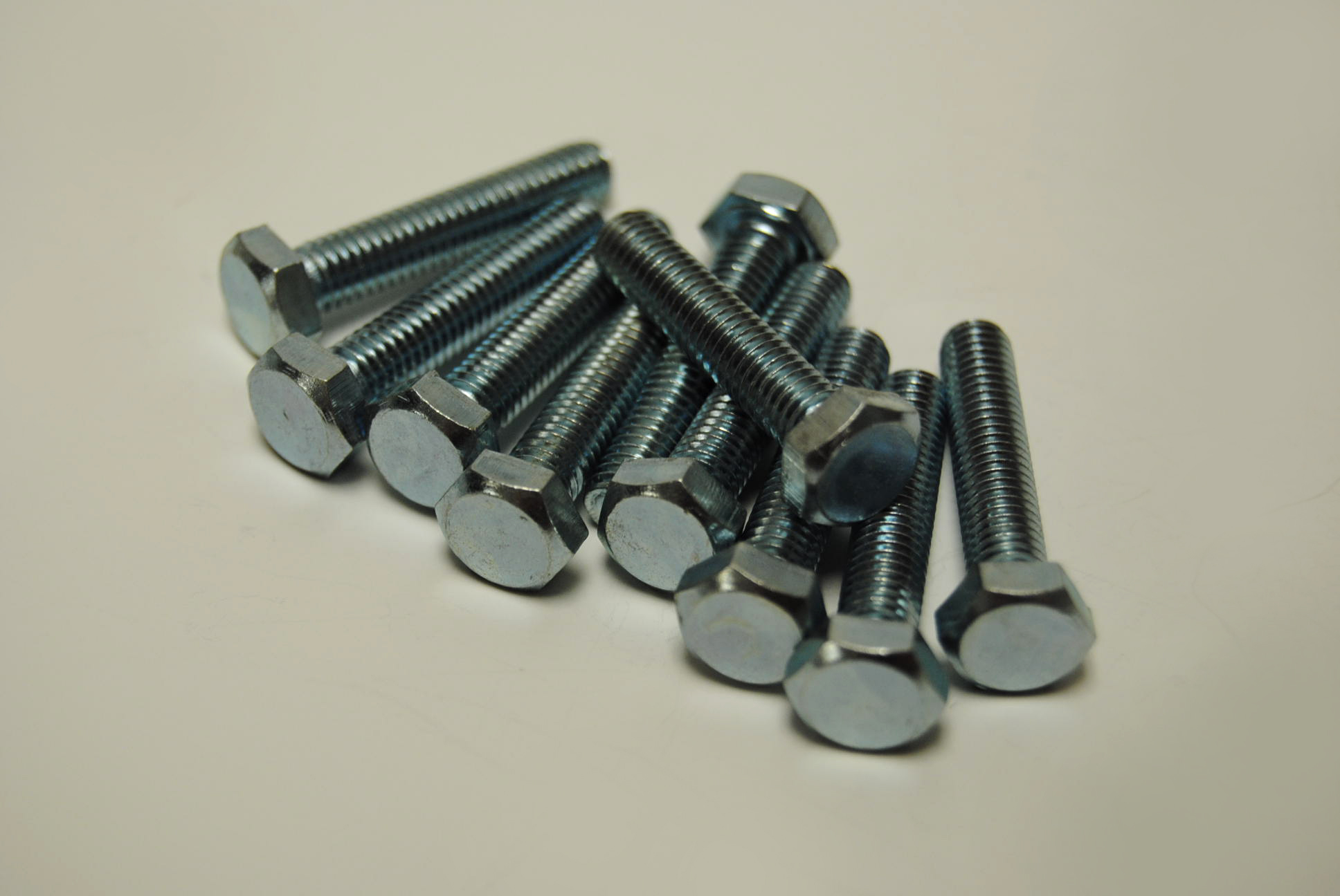 6mm x 30mm Hex Head Bolts - ISO