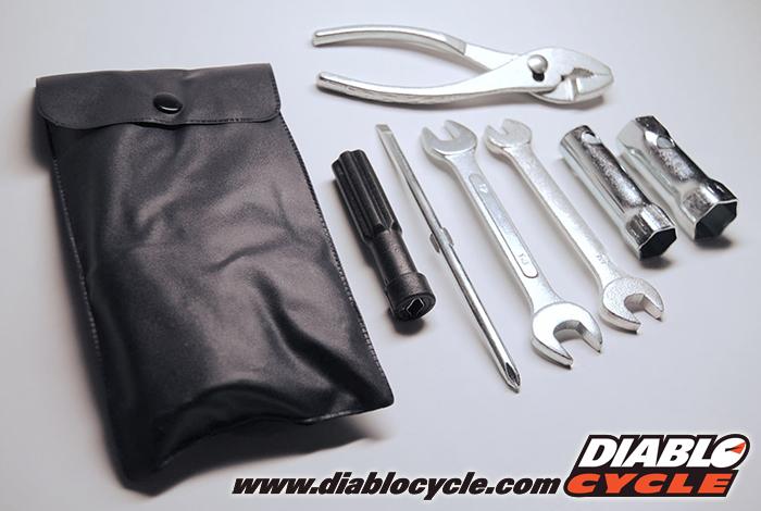 Motorcycle Tool Kit - Metric - OEM type