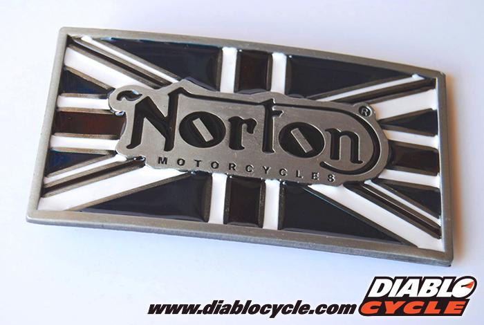 Belt Buckle - Norton Motorcycles