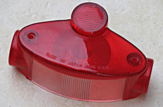 Aftermarket Kawasaki Tail Lamp Lens