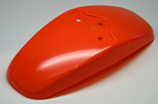 Kawasaki MT1 Front Fender - Bright Orange