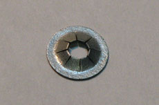 Speed Nut - Badge mounting - 3mm