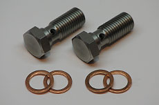 Brake Banjo Bolt Set