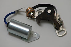 Yamaha XT500 & TT500 Ignition Tune Up Kit