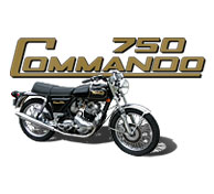 1972 Norton Commando T-Shirt