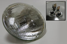 "Sealed Beam 7"" Headlamp Bulb"