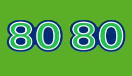 KX80B 1980- Side Panel Decals