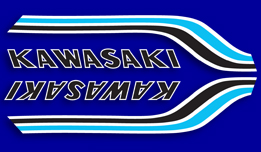 MT1 A 1972-1973- Gas Tank Decals- Pearl Candy Blue