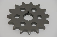 15T Countershaft Sprocket (front)