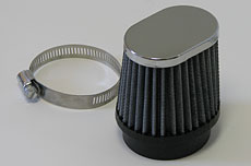 Air Filter OVAL - S&B