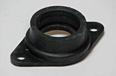 Kawasaki H2 Carb Mounting Flange (inlet pipe)