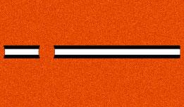 T250 1969- Gas Tank Stripes