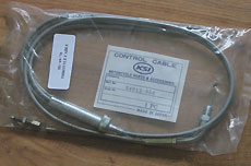 Kawasaki H1 Throttle Cable - Gray