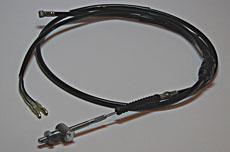 Kawasaki H1 Front Brake Cable - Black