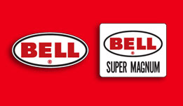BELL Super Magnum Helmet Decals