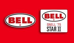 BELL STAR II Helmet Decals