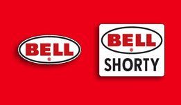 BELL SHORTY Helmet Decals