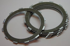 Kawasaki H2 Clutch Friction Plate - Set of 6