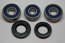 Yamaha RD400 & XS500 Wheel Bearing - Seal Kit Rear