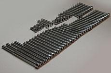 Honda CB750 SOHC Stainless Steel Bolt Set