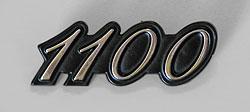 Yamaha XS1100 SF, SG, SH Airbox Badge