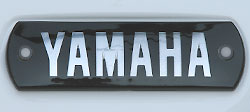 Yamaha 1966-1967 DS3, YM1, YDS3, YDS3C, YM1, YM1C Fuel Tank Badge