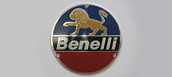 Benelli Tornado 650, CityBike & MiniBikes Engine Badge