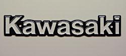 Kawasaki Tank Badge for KZ models
