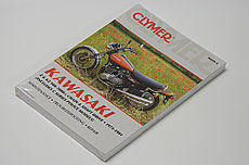 Clymer Repair Manual - Z1 KZ900 KZ1000 1973-1981