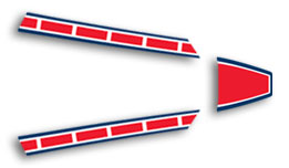 RZ350L 1984 Canadian Model- Rear Cowling Decal Set