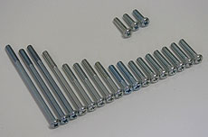 Kawasaki H2 Screw Set - Reproduction