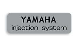 Injection System Decal- Single