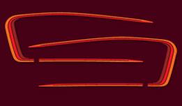 GS1000E 1980- Fuel Tank Stripes- Red